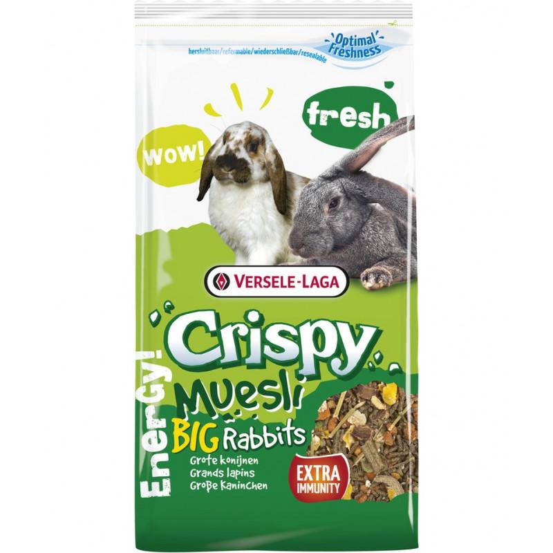VERSELE LAGA Crispy Muesli - Big Rabbits 2,75kg - dla królików  [461160]