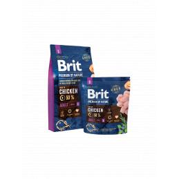BRIT PREMIUM BY NATURE ADULT S 8 kg