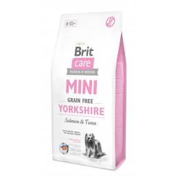 BRIT CARE MINI GRAIN-FREE YORKSHIRE 2 kg