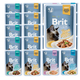 BRIT PREMIUM CAT Gravy...