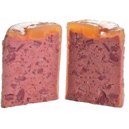 BRIT Pate Meat ZESTAW 24x400g MIX SMAKÓW