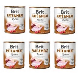 Brit Pate&Meat Rabbit...