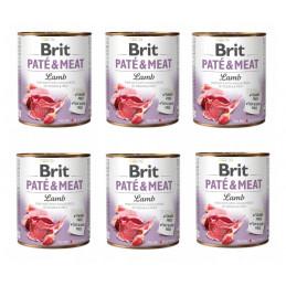 Brit Pate&Meat Lamb...