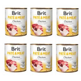 Brit Pate&Meat Chicken...
