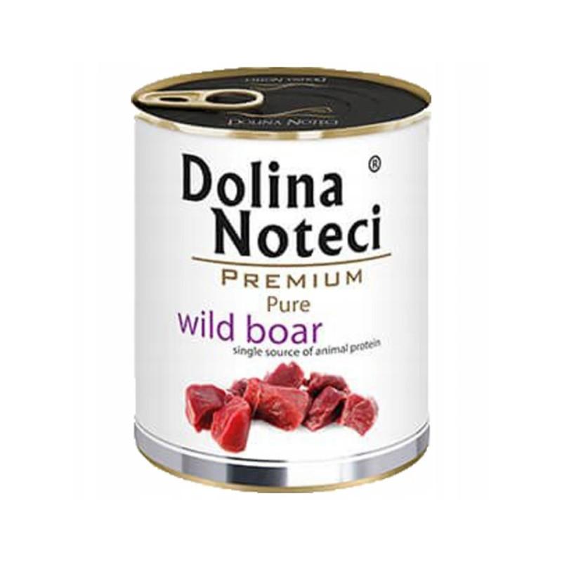Dolina Noteci Premium Pure BOGATA W DZICZYZNĘ 800 g