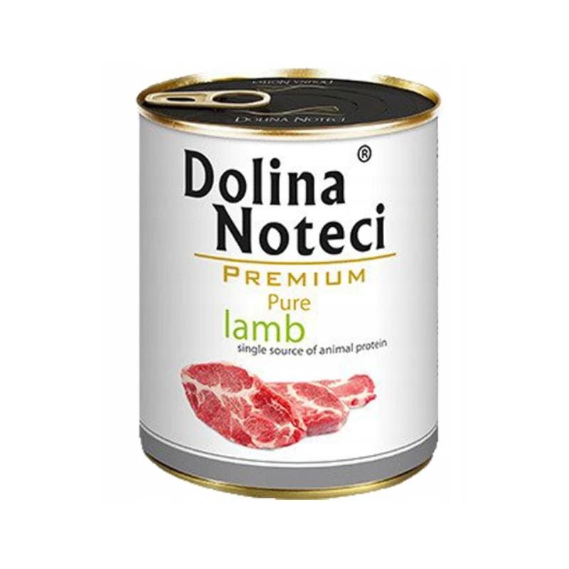 Dolina Noteci Premium Pure BOGATA W JAGNIĘCINĘ 800 g