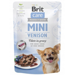 Brit Care Mini Venison...