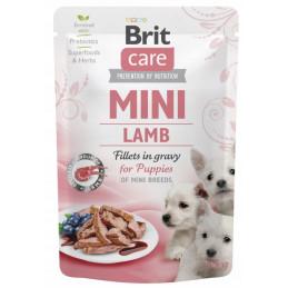 Brit Care Mini PUPPY Lamb...