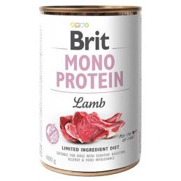 Brit Mono Protein Lamb...