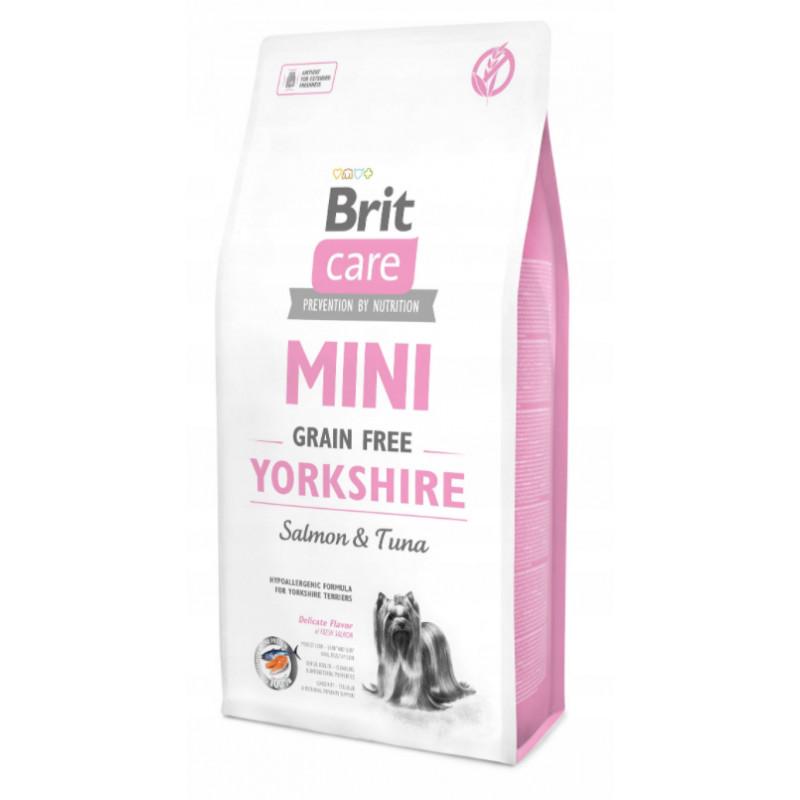 Brit Care Mini Grain-Free YORKSHIRE 7kg