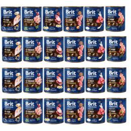 Brit Premium By Nature MIX...