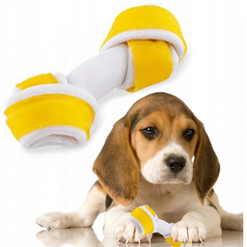 MACED Gryzak dla Psa Kość Wiązana JAGNIĘCINA 11cm