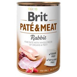 Brit Pate & Meat Dog Rabbit...