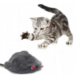 Mysz z Grzechotką Zabawka...