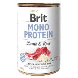 Brit Mono Protein Lamb &...