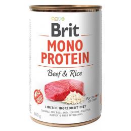 Brit Mono Protein Beef &...