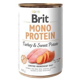 Brit Mono Protein Turkey &...