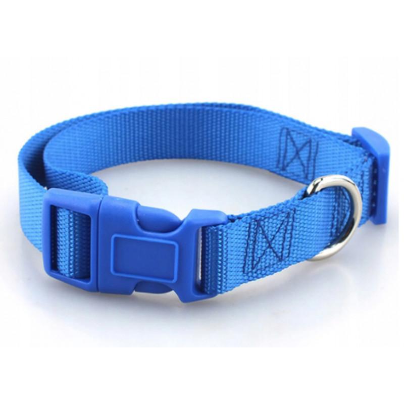 OBROŻA BASIC Regulacja 40-60 cm XL PETSTORY (Niebieski)
