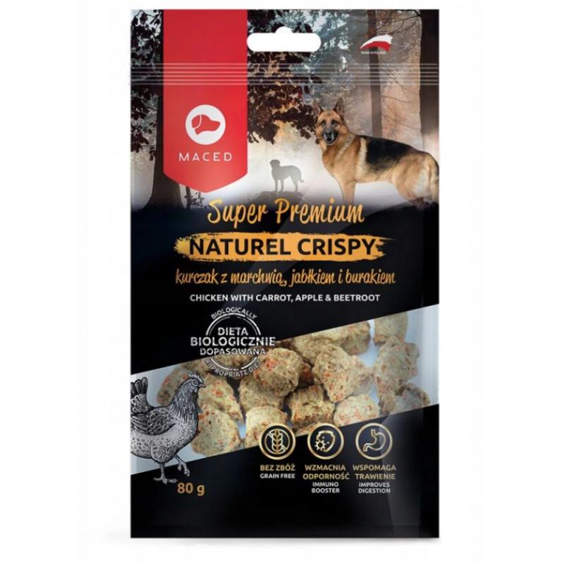 MACED SUPER PREMIUM Natural Kurczak i Warzywa 80g