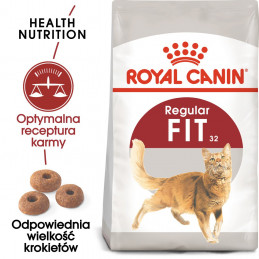 Royal Canin Regular Fit 32...