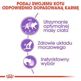 Royal Canin Sterilised Adult - Karma Mokra w Galaretce dla Kotów Dorosłych, Sterylizowanych 85g