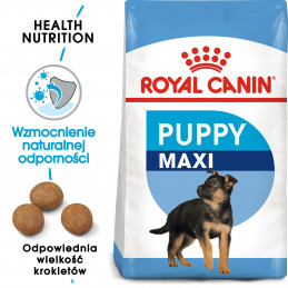 Royal Canin Maxi Puppy -...