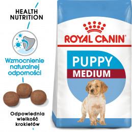 Royal Canin Medium Puppy -...