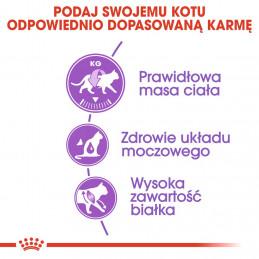 Royal Canin Sterilised 37 Adult - Karma Sucha dla Kotów Sterylizowanych 2kg