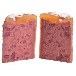 Brit Pate & Meat Dog Salmon ŁOSOŚ 400g