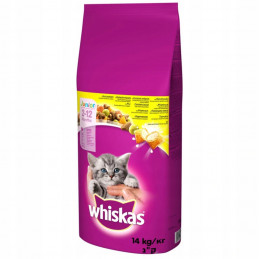 WHISKAS Junior dla Kota...