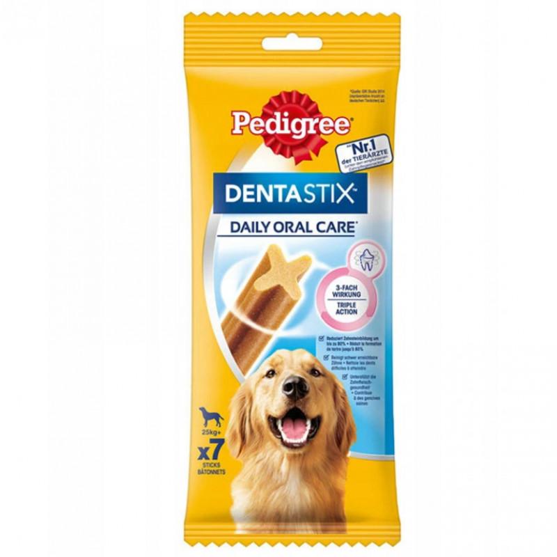 PEDIGREE DENTASTIX Przysmak Dentystyczny DUŻE RASY 270g (7szt)