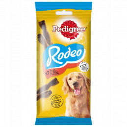 PEDIGREE RODEO Przysmak z Wołowiną 1+1 za 50%