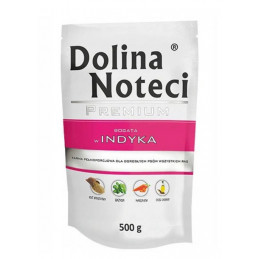 DOLINA  NOTECI Premium Saszetki MIX SMAKÓW Zestaw 20x 500g