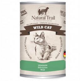 NATURAL TRAIL Wild Cat DZICZYZNA Zestaw 6x 400g