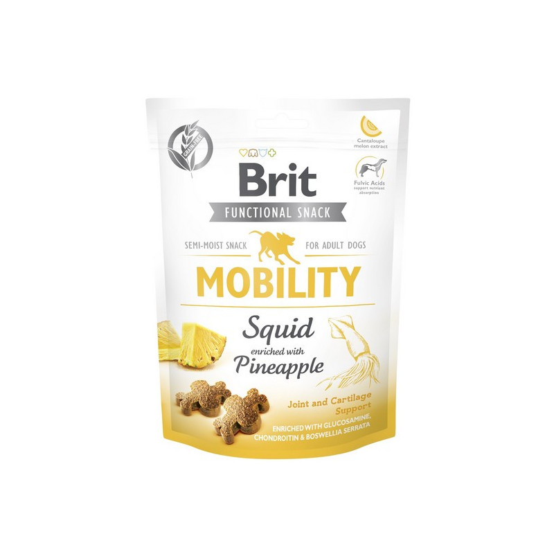 Brit Functional Snack Mobility Kalmary NA STAWY 150g