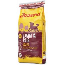 JOSERSA Adult Lamb & Rice 15kg + PREMIUM SMAKOŁYKI