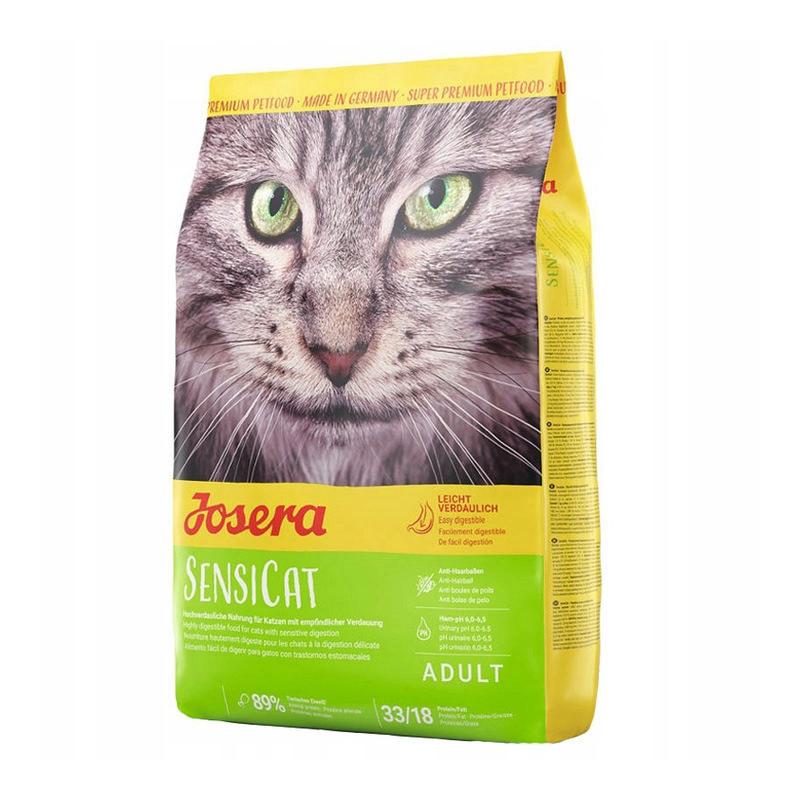 JOSERA SENSICAT Karma dla Wrażliwych Kotów 10kg