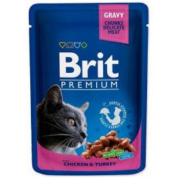 Brit Premium Cat Adult...