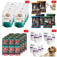 Zestawy karmy dla psa | zoo24.pl